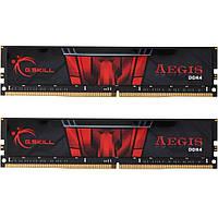 Модуль памяти для компьютера DDR4 32GB (2x16GB) 2133 MHz Aegis G.Skill (F4-2133C15D-32GIS)