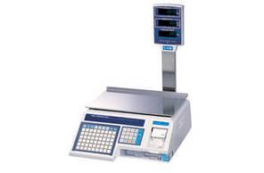 Весы чекопечатающие LP (1.6) CAS