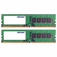 Модуль памяти для компьютера DDR4 32GB (2x16GB) 2133 MHz Signature Line Patriot (PSD432G2133K)