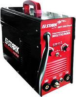 Сварочный инвертор Stark IMT-200 PROFI 3 в 1