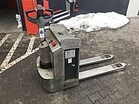 Электротележка Linde T 20 1.6t 2012р нержавейка, морозилки