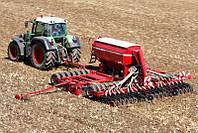 Посев зерновых Fendt 936 + Horsch pronto DC