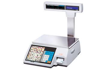 Торговые весы CL5000 CAS, фото 2