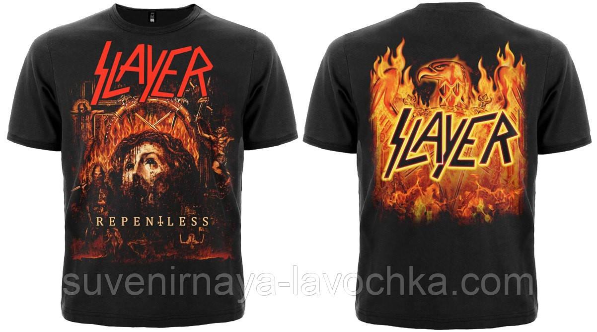 """Футболка Slayer """"Repentless"""""""