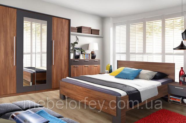 Модульная мебель спальня Adria Forte