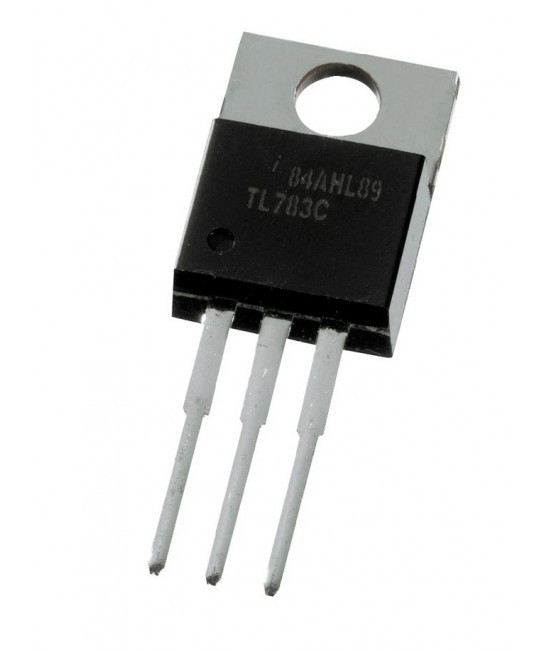 TL783C  (700mA; 1.25-125Vout +-0.15V)  TO-220 регульований стабілізатор напруги