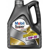 Моторное масло Mobil Super 3000  Formula FE 5W 30 5L