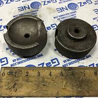Сухарь пальца рулевого ЛАЗ 695 ПАЗ 672 ЛЗА КАЗ продольной тяги (диам. 39мм) (120-3003022)