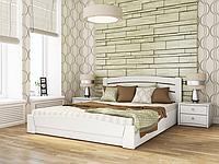 Деревянная кровать Селена Аури от ТМ Эстелла