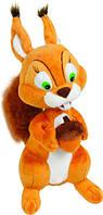 Мягкая игрушка Мульти-Пульти Белка 22 см. музыкальная V41263/22A