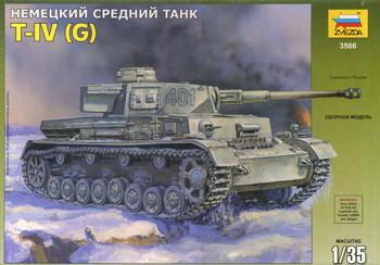 Немецкий танк Т-IVG