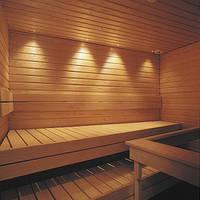 Набор освещ. VP1 - E161 Deco Fiber (Cariitti) для бани и сауны