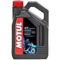 Масло моторное Motul 3000 4T 20W-50 4л