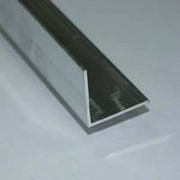 Уголок алюминиевый 20х20х1,5 мм
