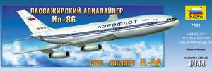 """Пасс. авиалайнер """"Ил-86"""""""