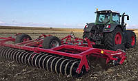 Дискование Fendt 936 + Horsch Joker 8 RT