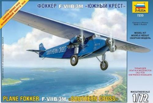 """Самолет """"Фоккер"""" """"Южный крест"""""""