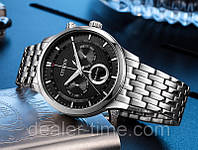 Часы Citizen  Eco-Drive AP1050-56E Moon Phase Sapphire -MADE IN JAPAN-