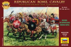 Республиканский Рим. Кавалерия.