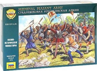Средневековая крестьянская армия