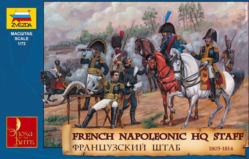 Французский штаб 1805-1814гг