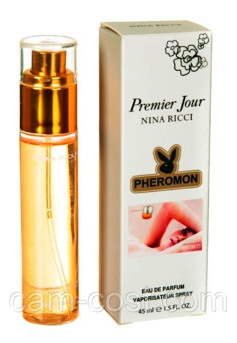 "Парфюм с феромонами Nina Ricci ""Premier Jour"" 45 мл, духи для женщин"