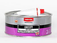 Шпаклевка Novol Unisoft 1 кг.