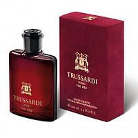 TRUSSARDI UOMO THE RED edt M 100