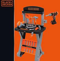 Детская мастерская Black&Decker Smoby 360303