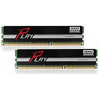 Модуль памяти для компьютера DDR4 8GB (2x4GB) 2133 MHz Play Black GOODRAM (GY2133D464L15S/8GDC)