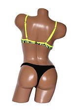 Женский купальник (в комплекте купальника прилагаются бикини), фото 2
