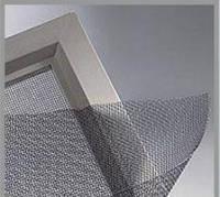 Противомоскитная сетка стеклопластик в рулоне для пластиковых окон Китай 1.40м\50м ( серая зеленая синяя )