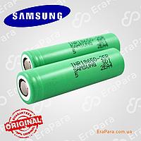 Аккумулятор Samsung INR 18650-25R  2500mAh