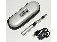 Электронная сигарета eGo-T MK82-2 (серая), электронная сигарета в чехле