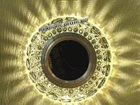 Точечный светильник светодиодный круглый Feron