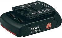 Аккумулятор Bosch 18V 1,3 Aч