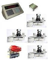 Комплект электроники для автомобильных весов на 4 датчика