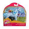 "Mia & Me Wind Unicorn, 13 см ( Мини-единорог Ветер из м/ф ""Мия и Я"" Mattel CFD65, Mia and Me), фото 3"