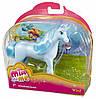 "Mia & Me Wind Unicorn, 13 см ( Мини-единорог Ветер из м/ф ""Мия и Я"" Mattel CFD65, Mia and Me), фото 4"