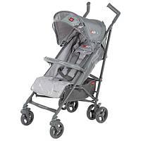 Детская прогулочная коляска Nafi Quatro, grey