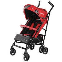 Детская прогулочная коляска Nafi Quatro, red