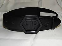 Ремень мужской кожаный PHILIPP PLEIN 40 мм 930483