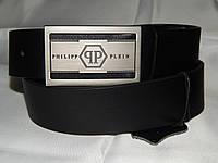 Ремень мужской кожаный PHILIPP PLEIN 40 мм 930485