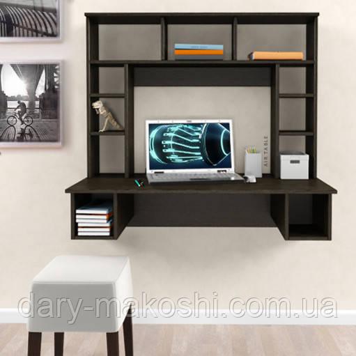 Навесной компьютерный стол ZEUS AirTable™ -IV