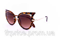 Женские солнцезащитные очки,тигровые, фото 3