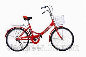 Велосипед Trino Десна CM115 (стальная рама) (Рост 156-170 см)