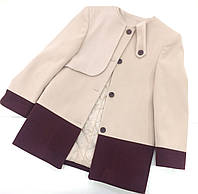 Детское весенее  , осеннее пальто для девочки на 6-10 лет