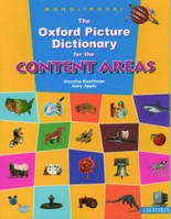 Kauffman Dorothy The Oxford Picture Dictionary for the Content Areas