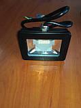 Прожектор LED 10w 6500K IP65 10LED LEMANSO  / LMP12-10, фото 2