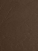Дизайнерский картон Tourbe с тиснением кожа, коричневый, 300 гр/м2